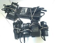 JOBLOT OF 6 HP LAPTOP CHARGERS ALL TESTED WORKING