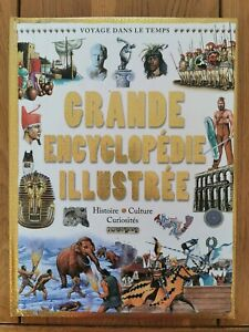 GRANDE ENCYCLOPEDIE ILLUSTREE (Cartonné) LE LIVRE CLUB - LIVRE - NEUF