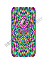 Psychedelic iPhone X Decal Skin + Camera Protection