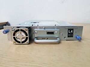 IBM LTO Ultrium 4-H SAS Tape Drive With Tray 45E2030 45E1556 TS3100 TS3200 VAT