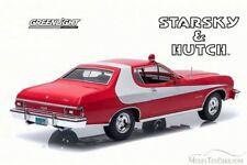 GREENLIGHT 1:24 HOLLYWOOD - STARSKY & HUTCH - 1976 FORD GRAN TORINO-IN STOCK