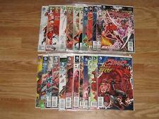Red Lanterns 24 comic lot  #0 1 2 3 4 5 6 7 8 9 - 23 New 52 DC