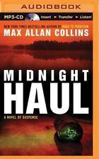 Midnight Haul by Max Allan Collins (2015, MP3 CD, Unabridged)