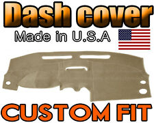 fits 2004   2005   2006  CHEVROLET AVEO  DASH COVER MAT DASHBOARD PAD  /  BEIGE
