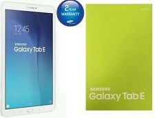 New Samsung Galaxy Tab E T561 9.6 Inch 8GB Wi-Fi + Cellular Android Tablet White