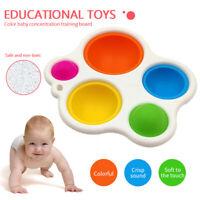 Simple Dimple Fat Brain Toy Sensory Toy Skills Development Toy Intelligence Toy~