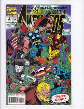 Avengers Terminatrix Objective #1-4 Set