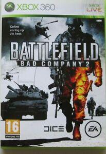XBOX 360 - BATTLEFIELD - BAD COMPANY 2