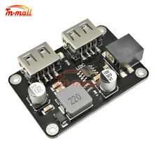 Dual USB DC-DC 9V/12V/24V to 5V Buck Step down 3A Power Supply Converter Module
