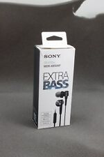 Sony MDRXB50AP/B Extra Bass Wired Stereo Headphones Hands Free Phone Calls