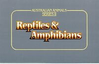 1983 Australian Animals Definitive Set of 4 Stamp Pack, Mint Condition, Unopened
