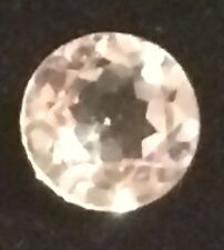 Round White Topaz, 7 mm, 1.70 Carats