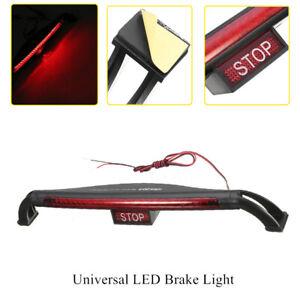 1Pack Universal Auto Car Stop Lamp Rear Third Brake Tail Light High-Mount 28 LED