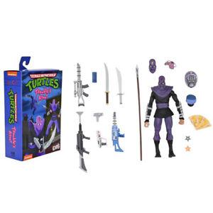 TMNT Teenage Mutant Ninja Turtles Ultimate Foot Soldier NECA Action Figure Toys