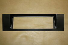 Ford Falcon XD-XE Radio dash facia plate only. Black. NEW!