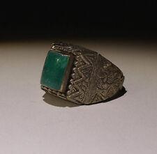 BEL POST Medievale Anello D'Argento-nessun prezzo di riserva!!!