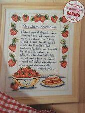 Baking / Kitchen Picture  Cross Stitch Chart