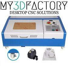 Taglio ed incisione macchina laser Co2 300x200mm 40W CNC engraving lasercut