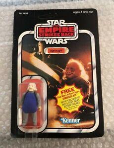 Star Wars Empire Strikes Back 41 Back ESB TOLTOYS MOC Vintage