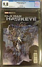 Old Man Hawkeye #2 CGC 9.8 2nd Print Marco Chechetto Variant Venom