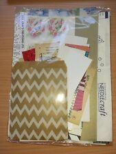 A4 Junk Journal Bundle Scrapbooking Washi Tape Samples Ephemera LOT 15
