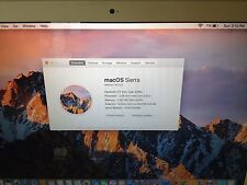 Cheap! Apple MacBook A1342 Late 2009 with OSX 10:12.6 (Sierra)  and MS Office: