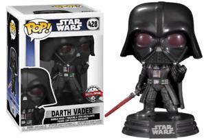 Funko POP! Darth Vader (Star Wars) #428 SPECIAL EDITION Fist Pose