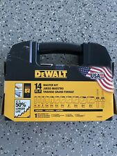 dewalt hole saw kit