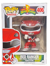 FUNKO Pop TV: Power Rangers - Red Ranger Action Figure