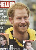 Hello Magazine Prince Harry Kate Middleton Austin And Gabriela Hearst 2016