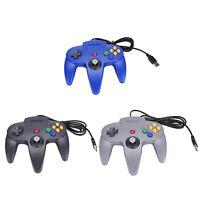 Wired USB Controller For   N64 Joystick Games Gamepad Joypad For N64 PC SPTJ