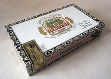 Arturo Fuente wooden cigar box