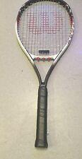 Wilson Impact Titanium 4 3/8  New Grip tennis racket