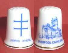 LIVERPOOL CATHEDRAL Thimble Merseyside Built on St James's Mount