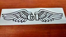 Old School BMX -  Custom GT Wing Sticker Decal