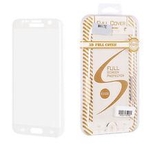 Weiße Markenlose Hartglas Displayschutzfolien für das Samsung Galaxy S7