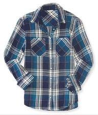 AEROPOSTALE Aero Womens Woven Plaid Long Sleeve Top Shirt XXLarge XXL $46.50