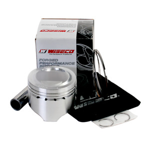 Piston Kit - Standard Bore 65.00mm, 10.25:1 Compression~1985 Honda ATC200X