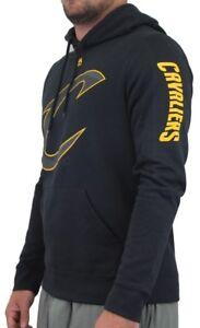 "Cleveland Cavaliers Majestic NBA ""Choice"" Men's Black Pullover Hooded Sweatshirt"