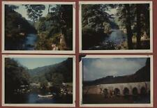 Somerset. River Barle  1964 colour photographs L840