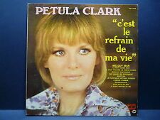 PETULA CLARK C'est le refrain de ma vie TSF 1432 Pressage CANADA