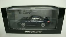 PORSCHE 911 GT3 1999 MINICHAMPS 430068007 BLUE METALLIC 1/43