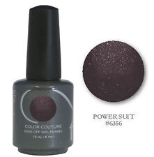 ENTITY 1 One Color Couture Gel Polish POWER SUIT   .5 oz / 15 ml