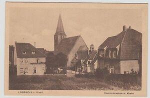 Lübbecke i. Westf. bei Minden Kr.Detmold, Kleinkinderschule um 1920