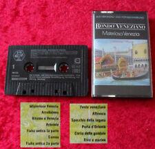 MC Rondo Veneziano - Misteriosa Venezia - Musikkassette Cassette