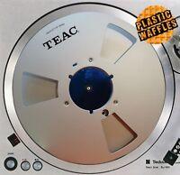 "Reel to Reel Tape Player #2 Slipmat Turntable 12"" LP Record Player DJ Audiophile"
