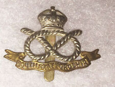 WWII South Staffordshire Cap / Beret Badge