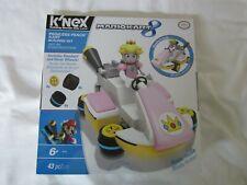 Knex Mariocart 8 Princess Peach Kart Building Kit brand new