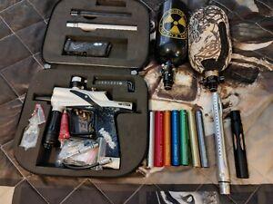 Full Paintball Kit
