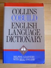 Collins COBUILD English Language Dictionary-John Sinclair